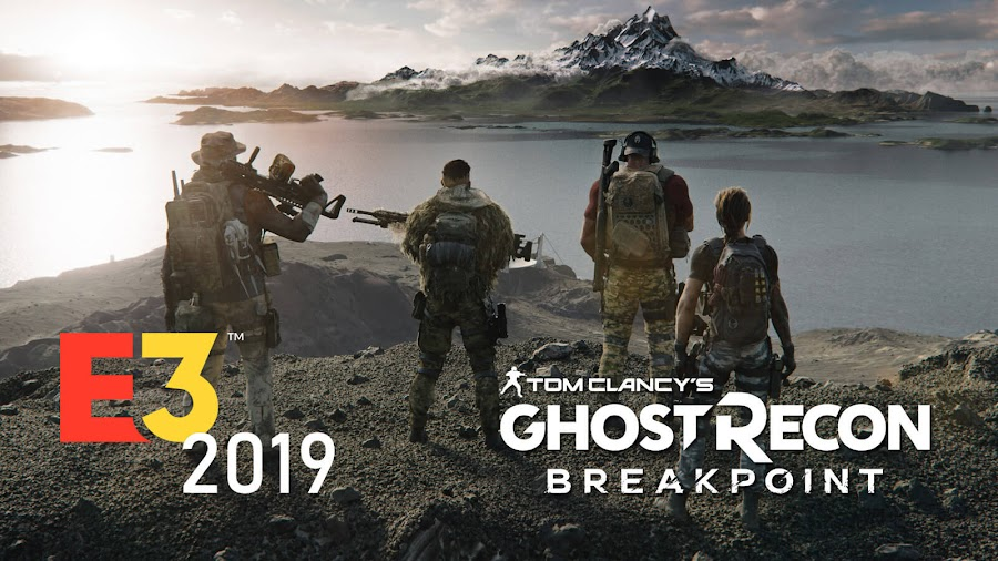ghost recon breakpoint e3 2019 gameplay trailer ubisoft