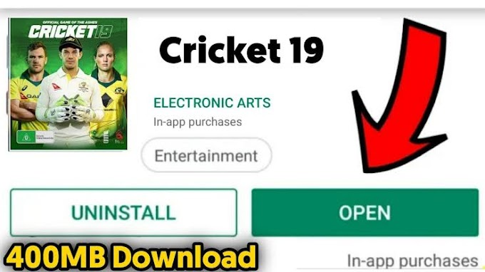 Cricket 19 For Android Download Now - Vky Gaming Starji