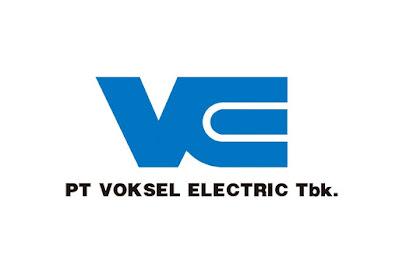 Rekrutmen PT Voksel Electric Tbk Cileungsi Februari 2021