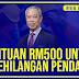Bantuan RM500 Untuk Golongan B40 Yang Kehilangan Pendapatan Tahun 2021