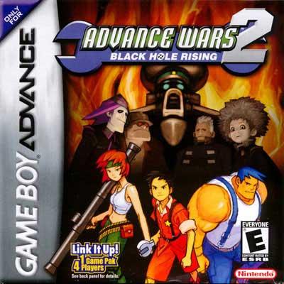 ROMs - Advance Wars 2 (Português) - GBA Download