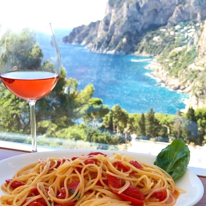 Italy Recap Capri A Polished Palate