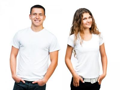 Biar Tetap Keren, Ini Dia Tips Memilih Kaos Polos yang Sesuai dengan Warna Kulit