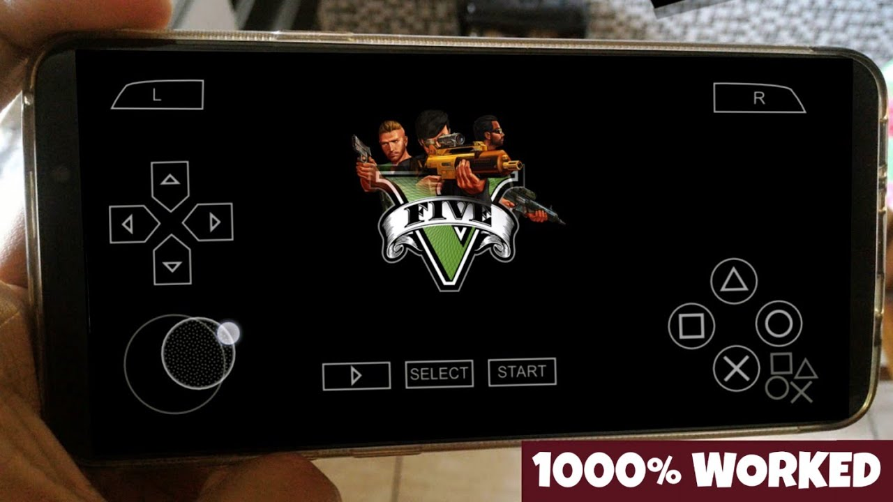 GTA 5 DOWNLOAD FREE ON ANDROID & IPHONE - SMARTY GAMERX
