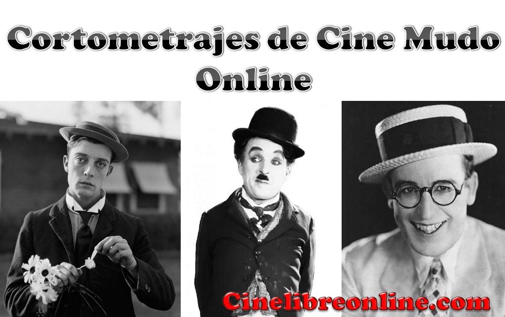 Clásicos Cortometrajes de Cine Mudo Online gratis