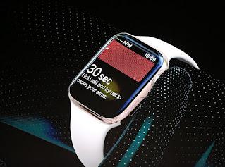 Apple Watch có thể phát hiện chứng loạn nhịp tim