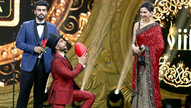 Ranveer Singh Deepika Padukone Proposal