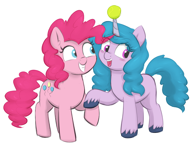 my little pony g5 izzy pinkie pie discussion