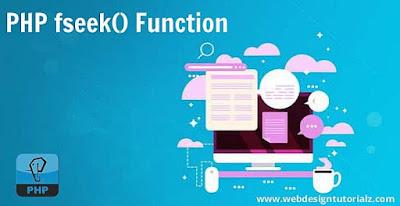 PHP fseek() Function