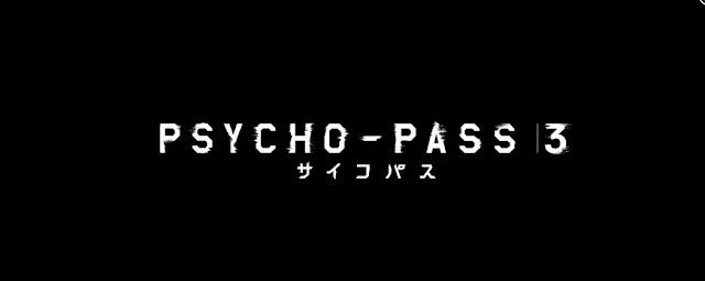 Anime Psycho-Pass Season 3 Akan Tayang Oktober 2019