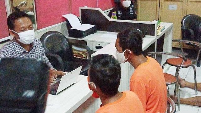 Kembali Mencuri Setelah Bebas Karena Corona, Napi: Di Luar Penjara Malah Kelaparan Pak!