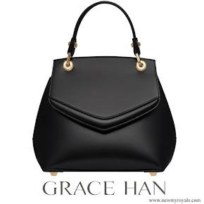 Kate Middleton Grace Han Love Letter Small Top-Handle Bag