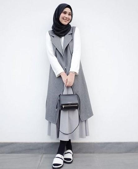 Model Fashion Hijab Muslimah Terkini Untuk Para Remaja