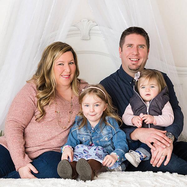 Gerrity family photo