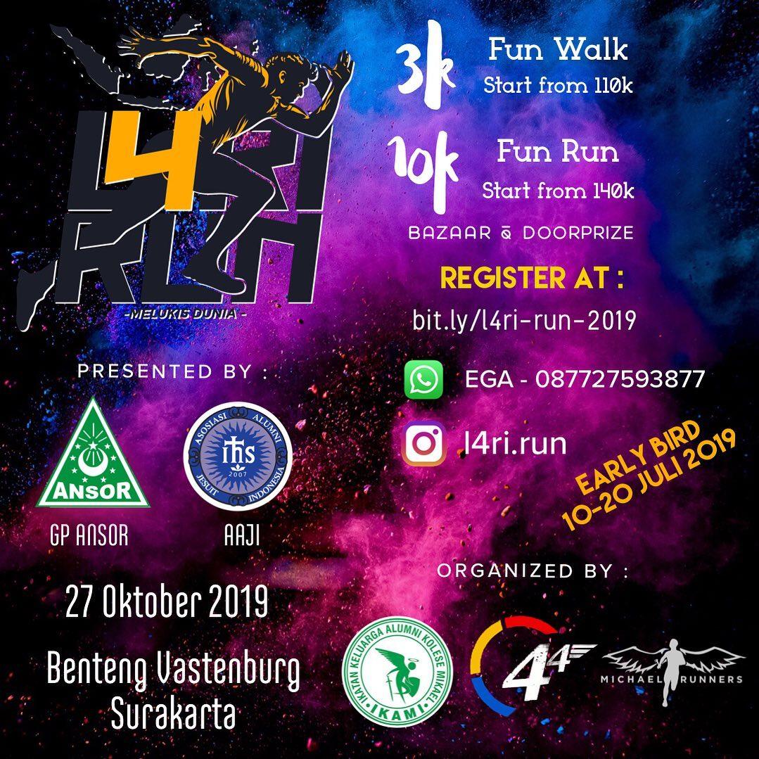 L4RI Run • 2019