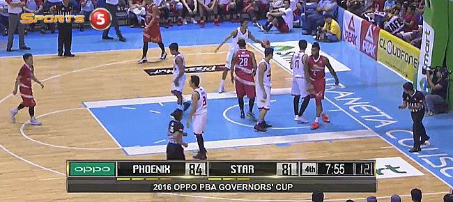 HIGHLIGHTS: Phoenix vs. Star Hotshots (VIDEO) September 2