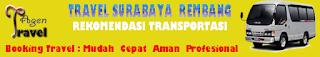 TRAVEL SURABAYA REMBANG