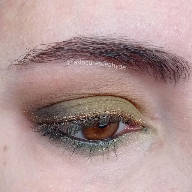 https://www.laslocurasdeahyde.com/2021/03/makeup-en-verde.html