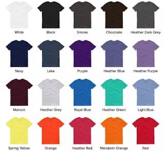 Produksi Kaos Sablon Polyflex yang Unik dan Unlimited