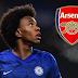 TRANSFER: Willian undergoes medical at Arsenal