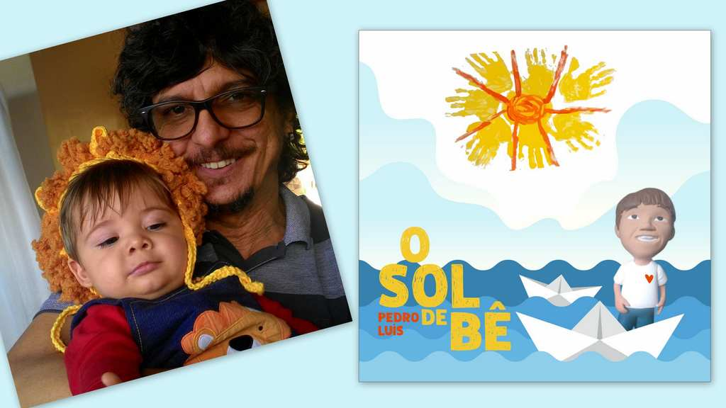"""""""O Sol de Bê"""" - canção foi feita sob medida para Ana Carolina Pitta e seu filho, Bernardo."""