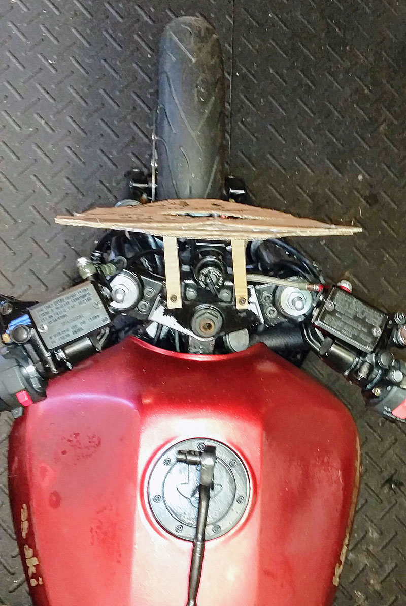 Tims Motorcycle Diaries: Stripping a BMW Airhead