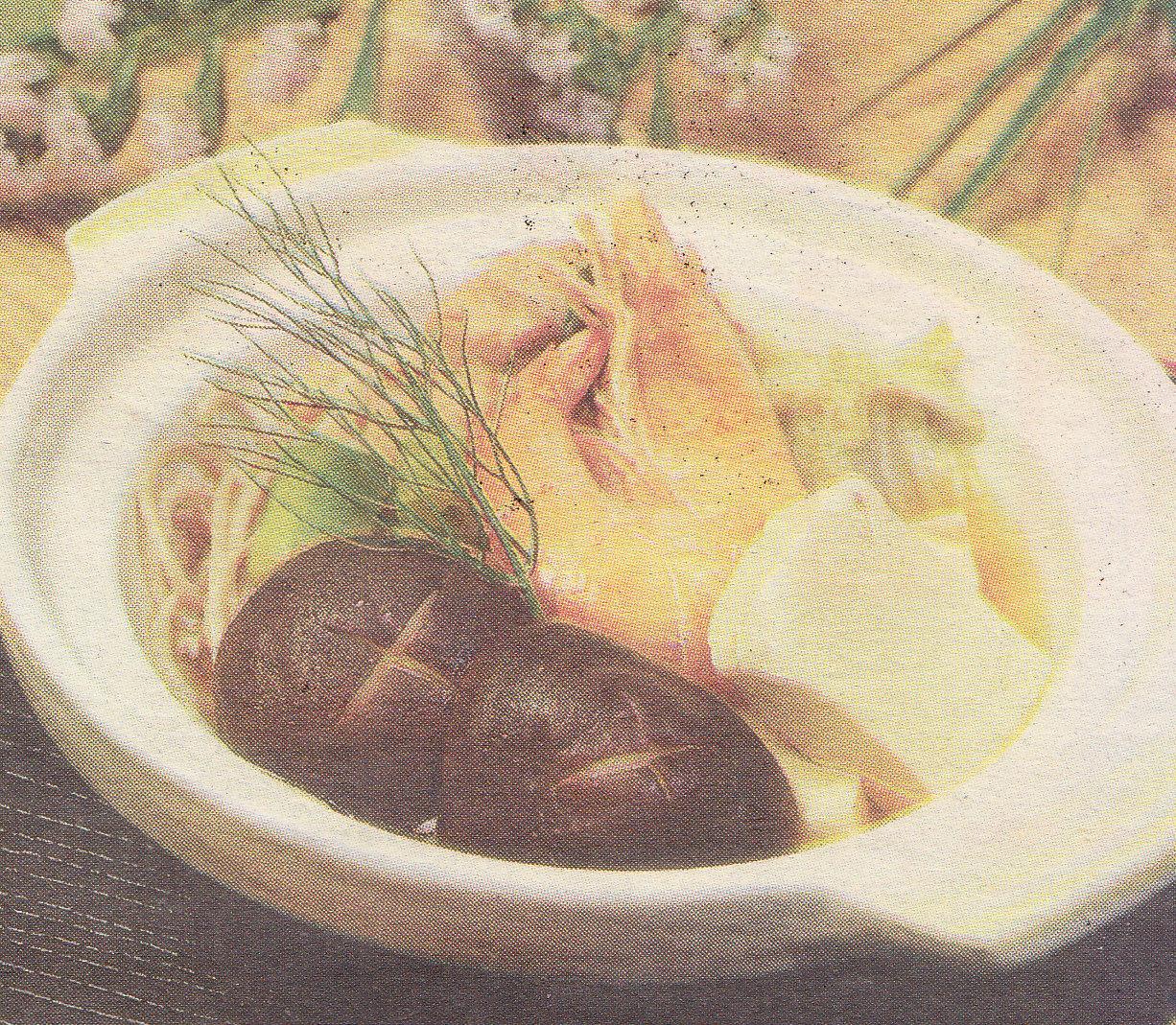 aneka resep dada ayam mudahnya Resepi Roti Telur Kentang Enak dan Mudah