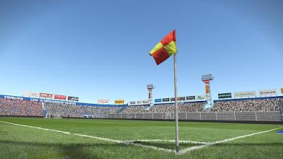 PES 2019 Stadium Monumental José Fierro by The_Pelado