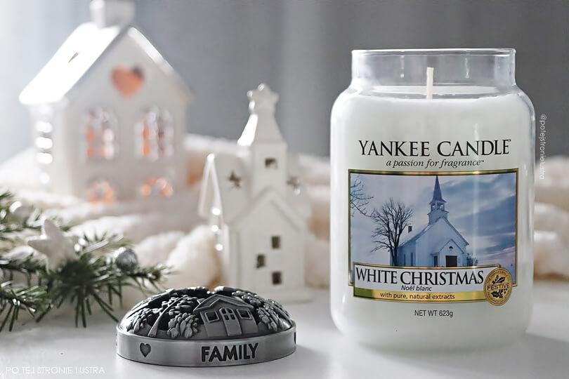 yankee candle white christmas edycja limitowana 2018