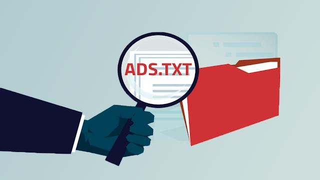 طريقة إنشاء وإضافة ملف ads.txt الخاص بأدسنس لموقعك وحل مشكلة الارباح فى خطر