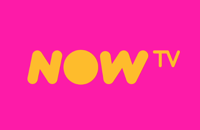 The now tv logo