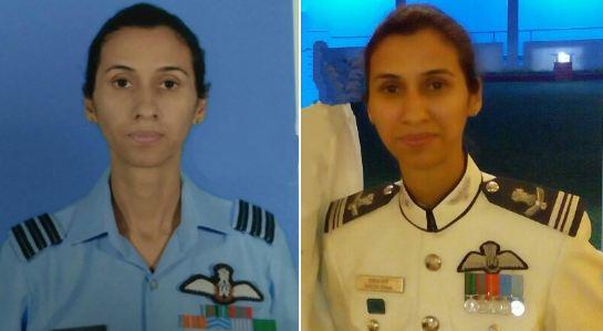 फ्लाइंग यूनिट की पहली महिला फ्लाइट कमांडर बनी एस धामी - newsonfloor.com