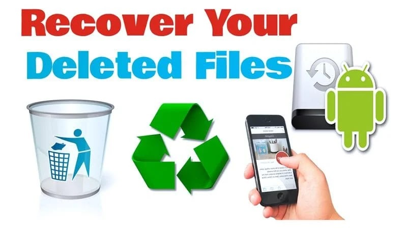 Android App for Recover Deleted Photos, Videos & Files