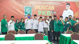 Ilham Mustami jadi Ketua DPC PKB Sumbawa