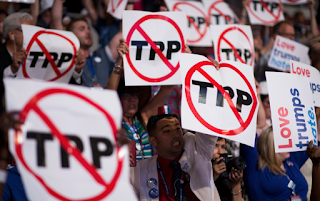 Despite Convention Jeers, Obama to Continue TPP
