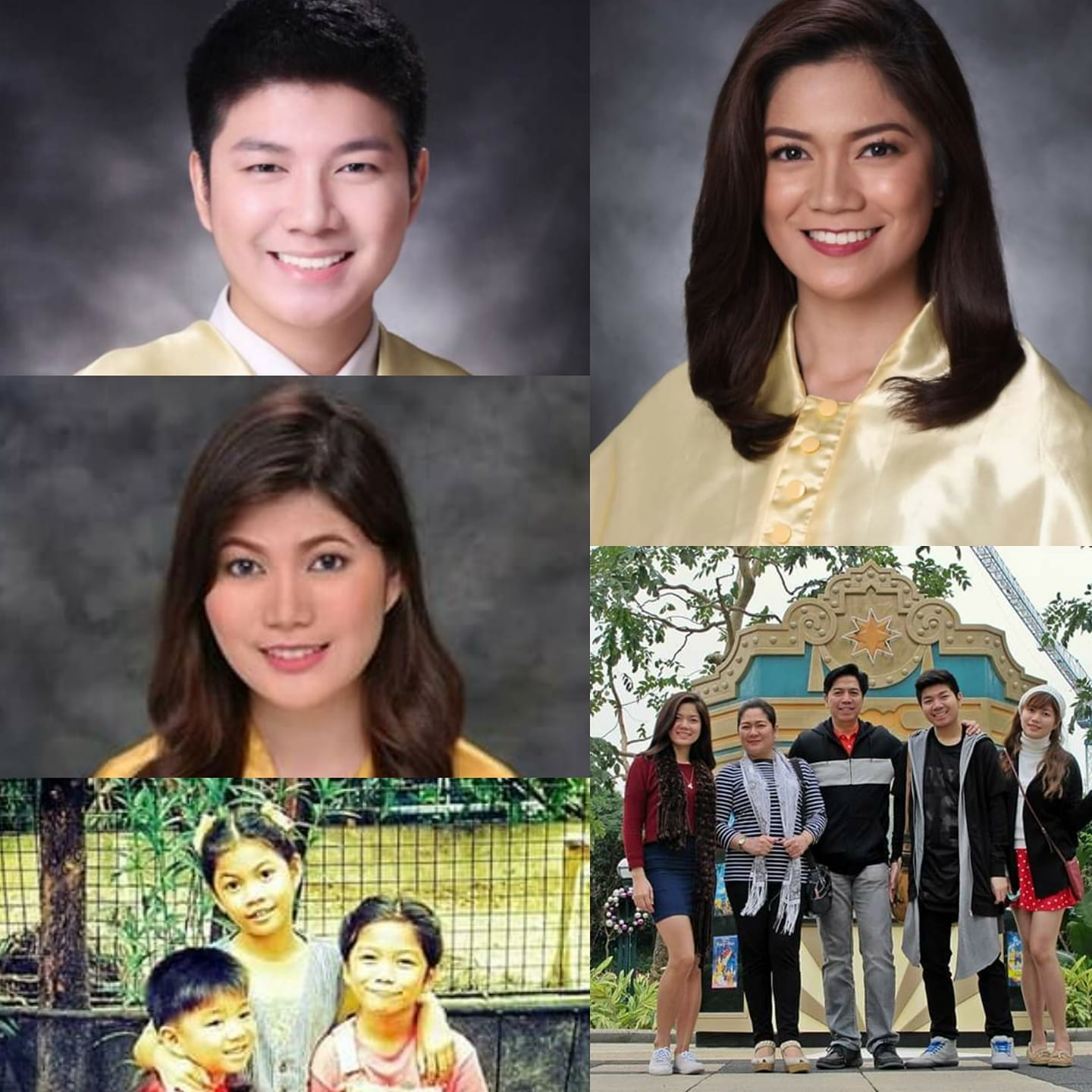 Parents proud all three children are Physician board exam topnotchers