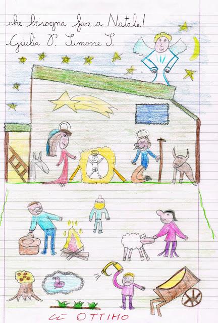 Una raccolta di brevi poesie e filastrocche di natale, per bambini della scuola primaria e dell'infanzia. Poesie E Filastrocche Di Natale Per Bambini Della Scuola Primaria