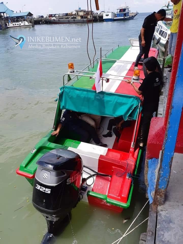 DF325A, Mesin Tangguh Untuk Bisnis Transportasi di Tarakan