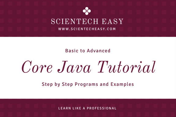 Core Java Tutorial point, Basic core java, Core Java tutorial for beginners, Learn Core Java step by step, Java tutorial, Java course, Java basic, Java for beginners.