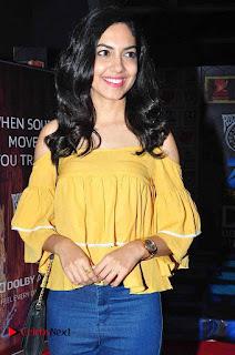Actress Ritu Varma Pictures in Denim Jeans at Devi Sri Prasad Live Show 0002