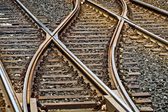 Joint Inspection of Points and Crossings in Railway Signalling