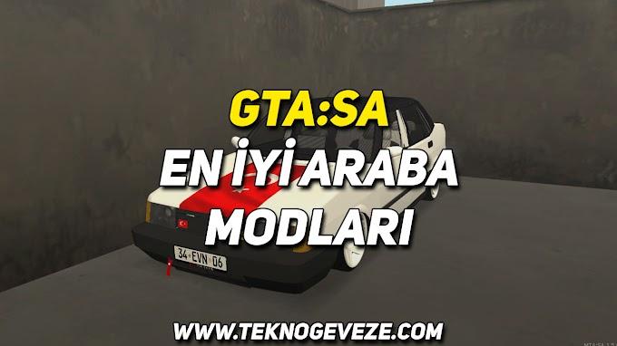 GTA:SA En İyi Araba Modları İndir