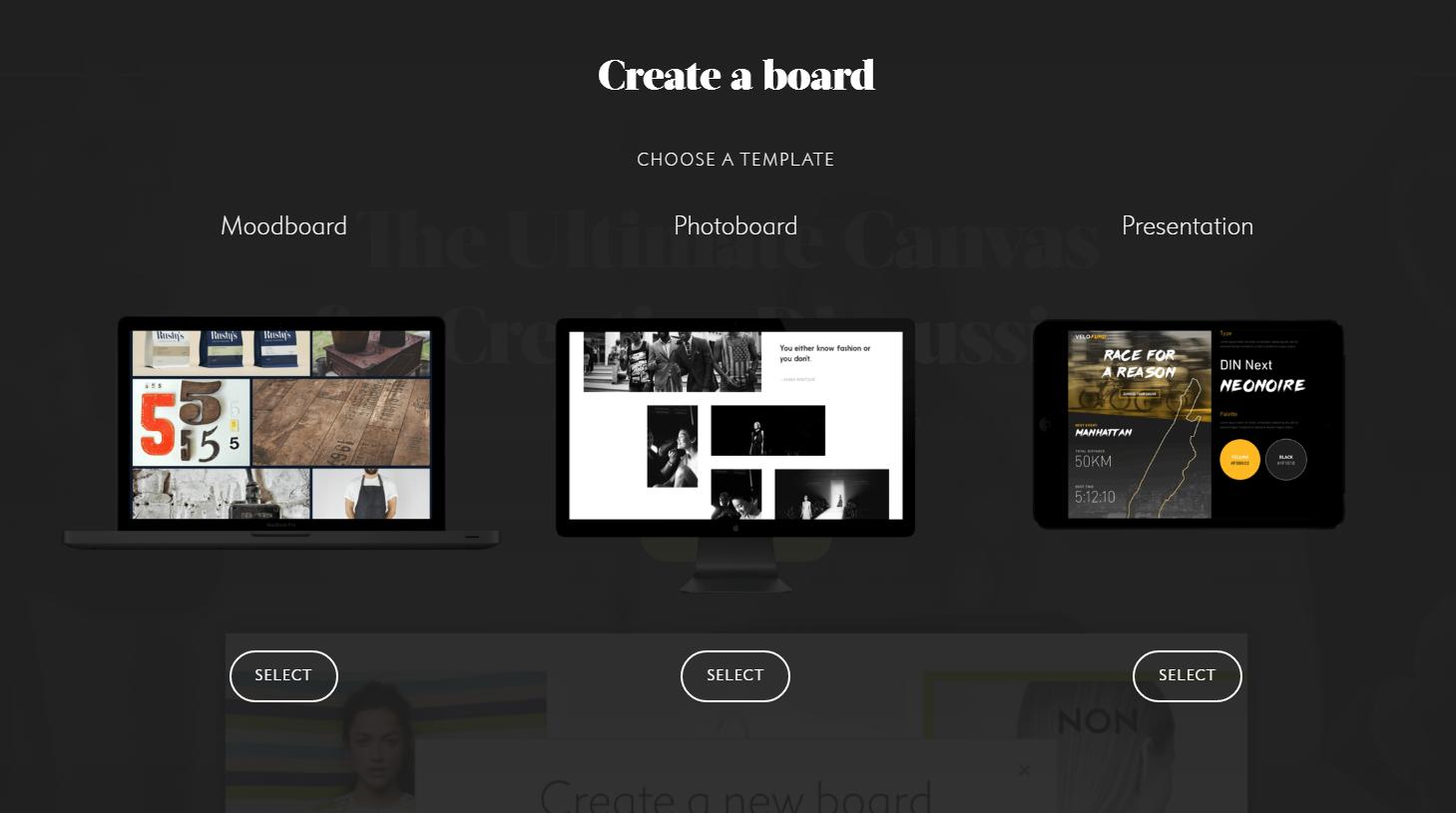 Niice 一塊視覺溝通看板,收集與啟發圖像設計靈感
