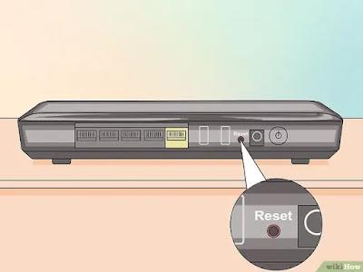 كيفية عمل فورمات للمودم واعادة ضبط المصنع للراوتر واصلاح مشاكل adsl