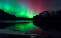 Aurora over Alberta
