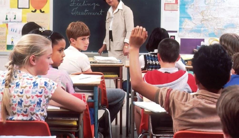 11χρονος μαθητής στη Γερμανία απείλησε να αποκεφαλίσει τη δασκάλα του!