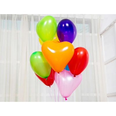 Balon Hati / Balon Love