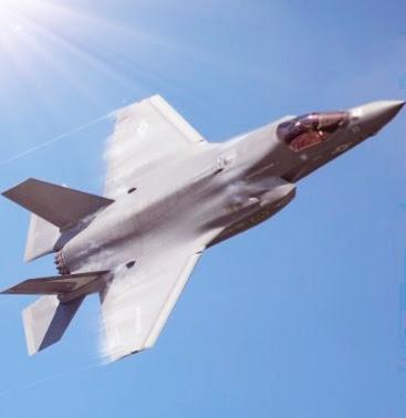 F-35 biden eau