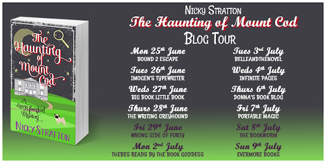 the-haunting-of-mount-cod, nicky-stratton, book, blog-tour