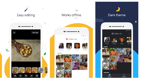 Gallery Go by Google Photos App Download for Free